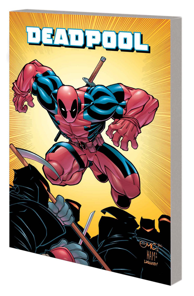 Deadpool by Joe Kelly Vol. 1 (Complete Collection)