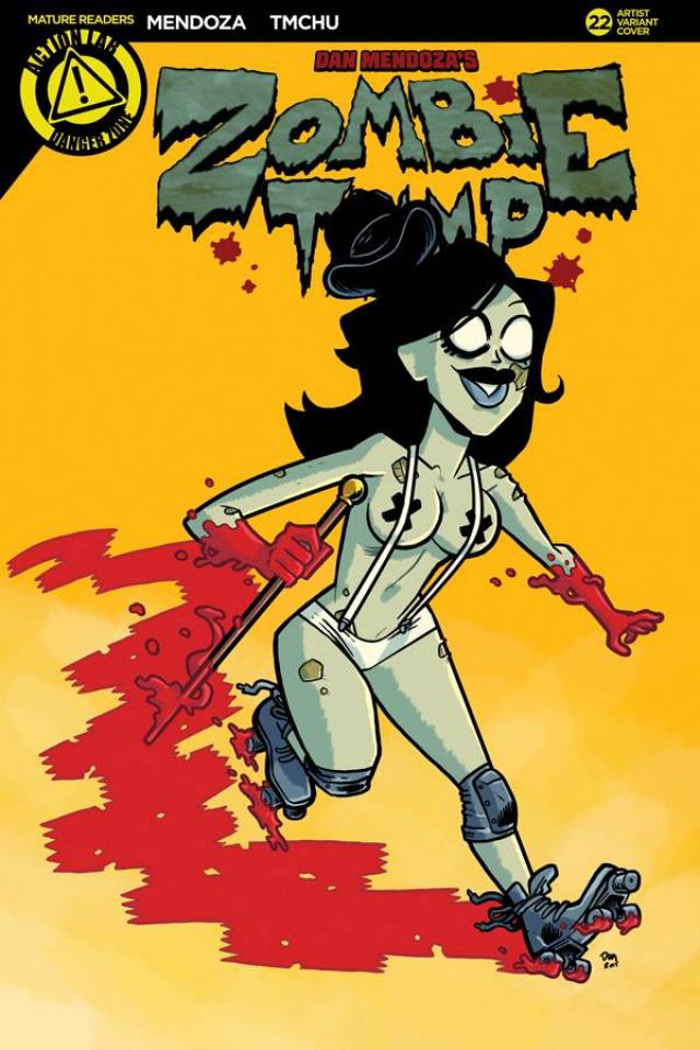 Zombie Tramp #22 (Massa Cover)
