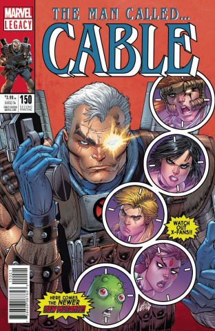 Cable #150 (2nd Printing)