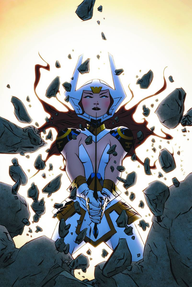 JLA: Gods and Monsters - Wonder Woman #1