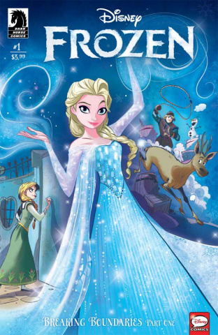 Frozen: Breaking Boundaries #1