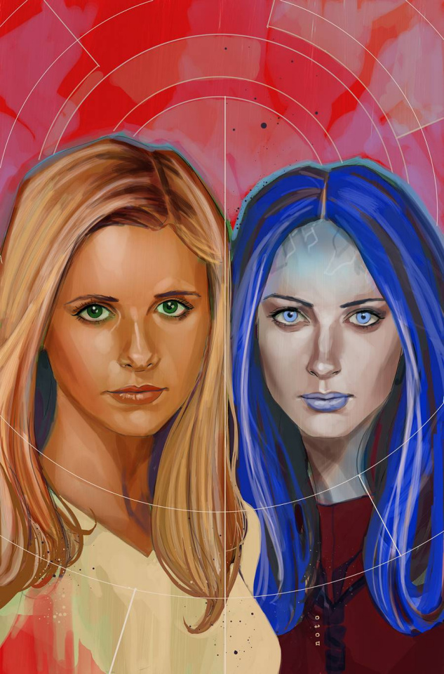 Buffy the Vampire Slayer, Season 9: Freefall #17