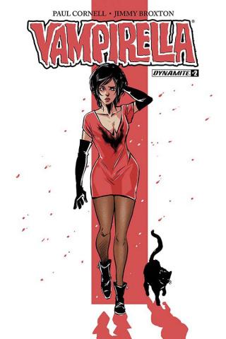 Vampirella #2 (Vieceli Cover)