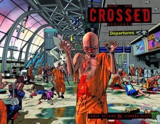 Crossed: Badlands #6 (Wrap Cover)