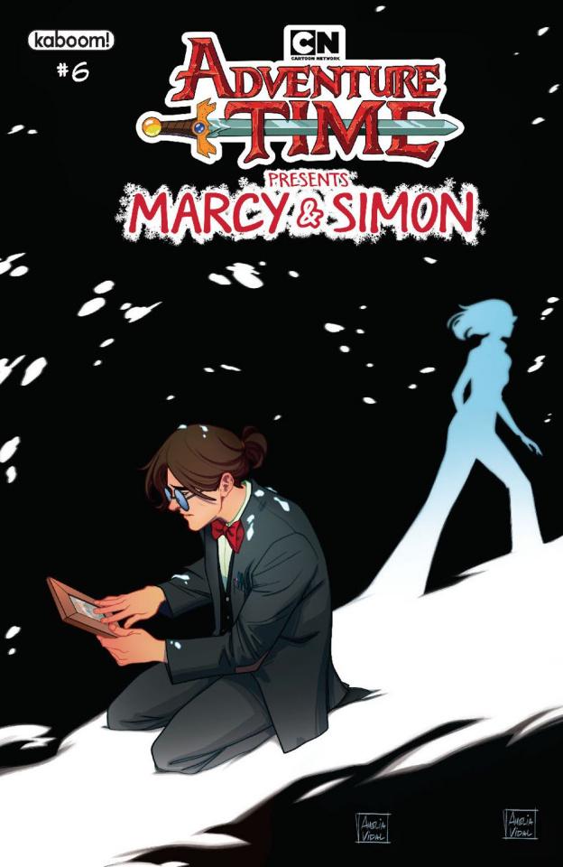 Adventure Time: Marcy & Simon #6 (Preorder Simon Cover)