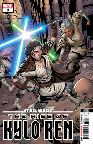 Star Wars: The Rise of Kylo Ren #3 (Sliney 2nd Printing)
