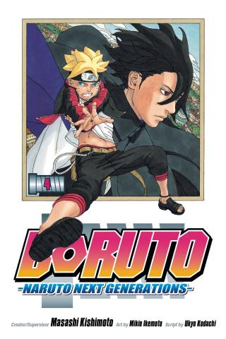 Boruto: Naruto Next Generations Vol. 4