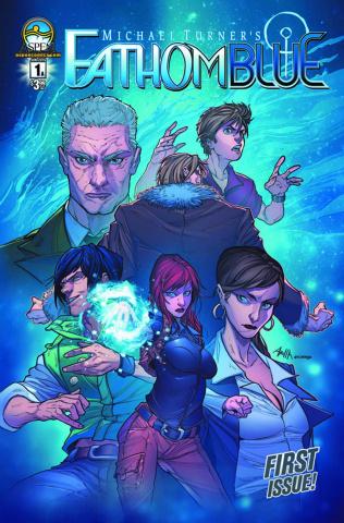 Fathom: Blue #1 (Direct Market Cover A)