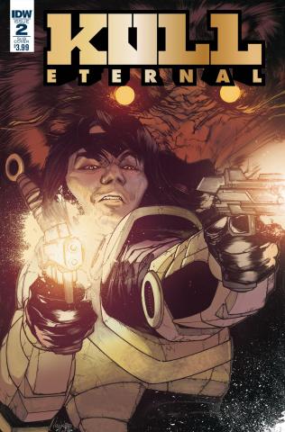 Kull: Eternal #2 (Sanchez Cover)