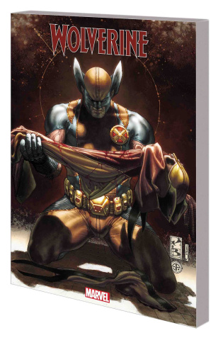 Wolverine by Daniel Way Vol. 4 (Complete Collection)