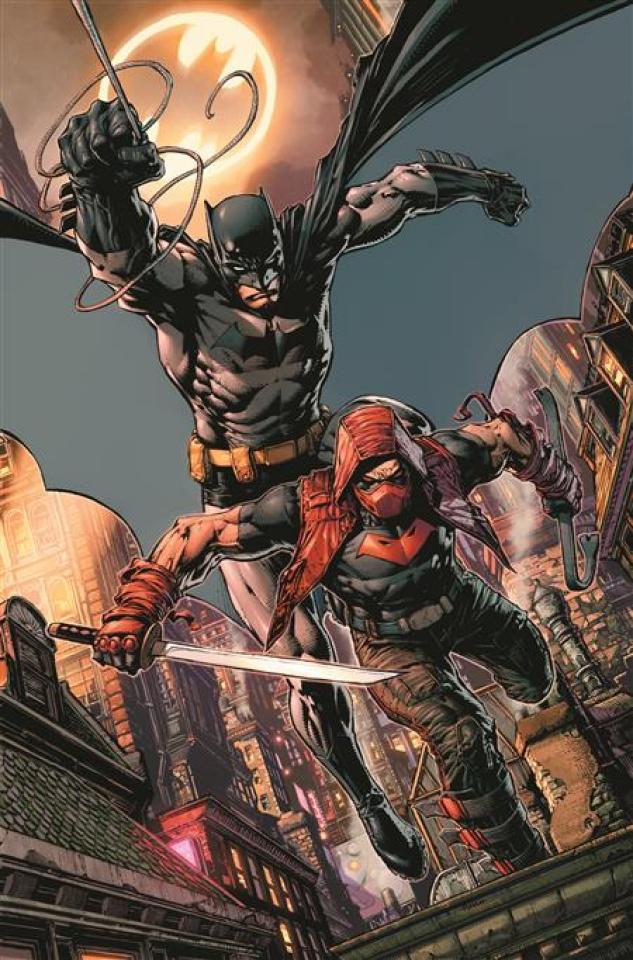 Batman: Urban Legends #1 (David Finch Batman / Red Hood Cover)
