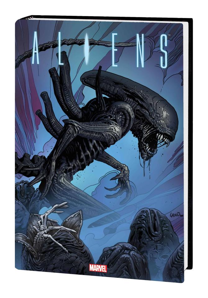 Aliens Vol. 1 (Omnibus Land Cover)
