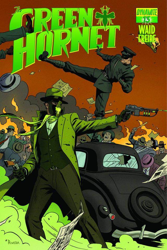 The Green Hornet #13