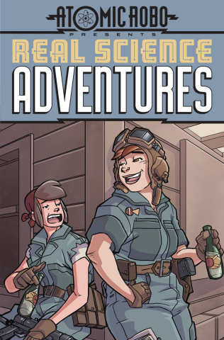 Real Science Adventures: The Flying She-Devils #2