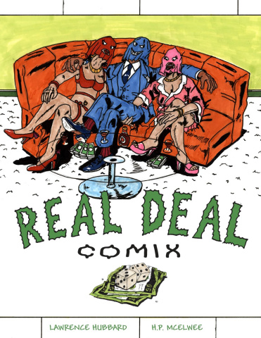 Real Deal Comix