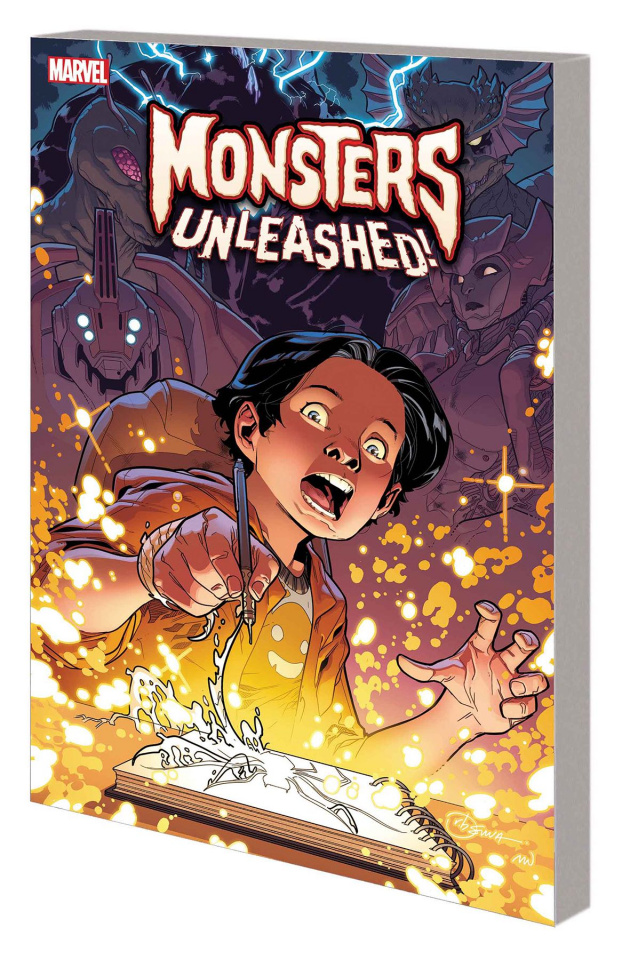 Monsters Unleashed! Vol. 2: Learning Curve