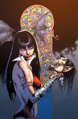 Vengeance of Vampirella #15 (15 Copy Castro Virgin Cover)