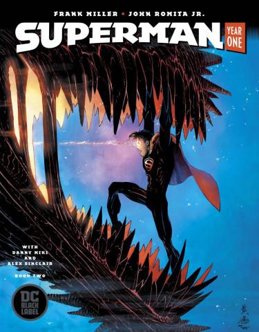 Superman: Year One #2 (Romita Cover)