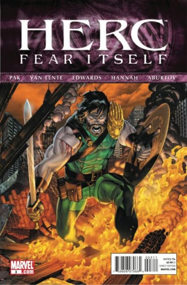 Herc #3: Fear