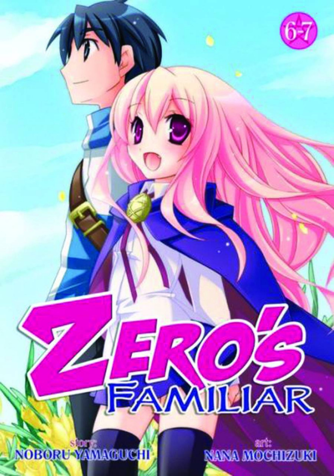 Zero's Familiar Omnibus Vol. 3