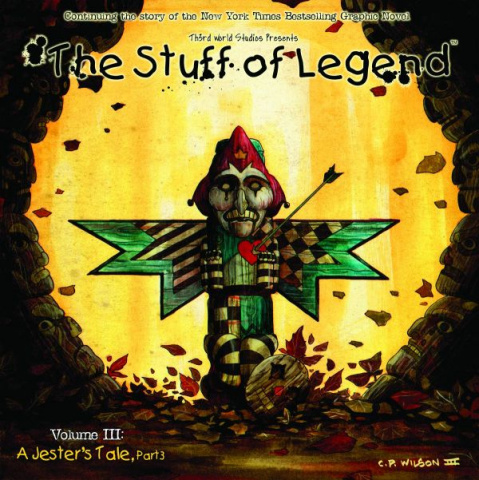 The Stuff of Legend: A Jester's Tale #3