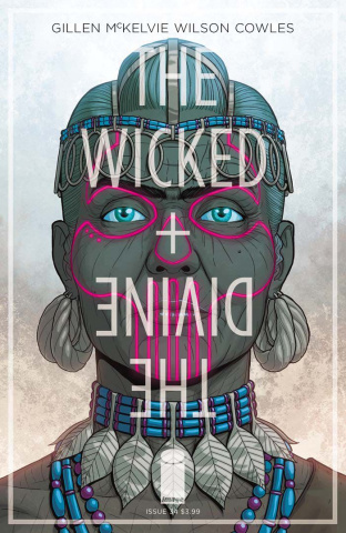 The Wicked + The Divine #34 (McKelvie & Wilson Cover)