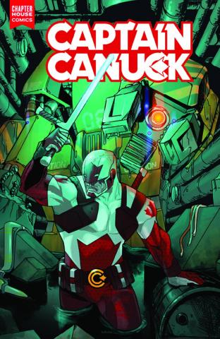 Captain Canuck #2