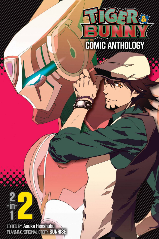 Tiger & Bunny Comic Anthology Vol. 2