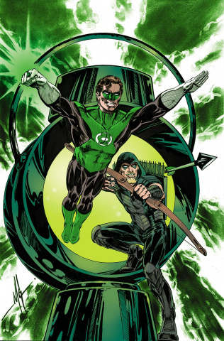 Green Arrow #30 (Variant Cover)