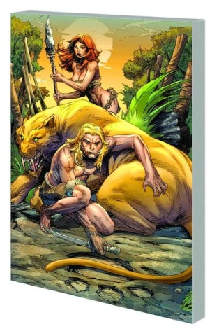 Ka-Zar: Burning Season