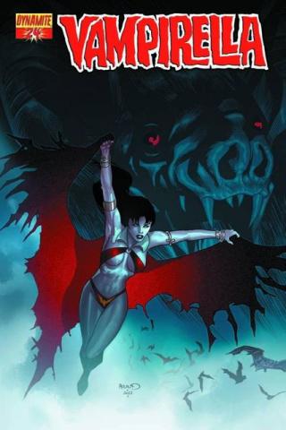Vampirella #24