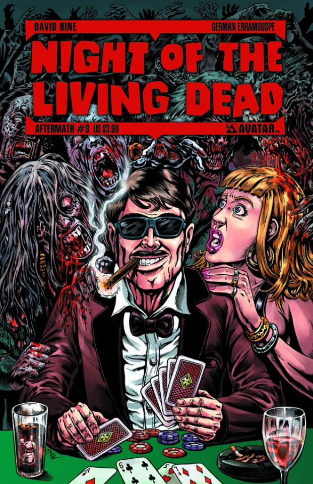 Night of the Living Dead: Aftermath #3