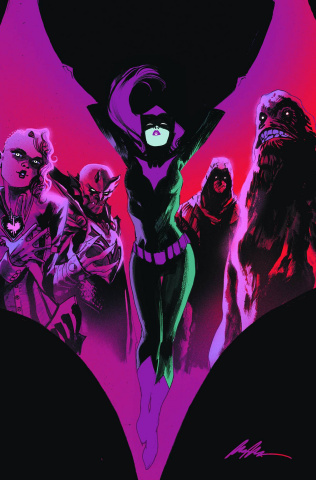 Batwoman Vol. 6: The Unknowns