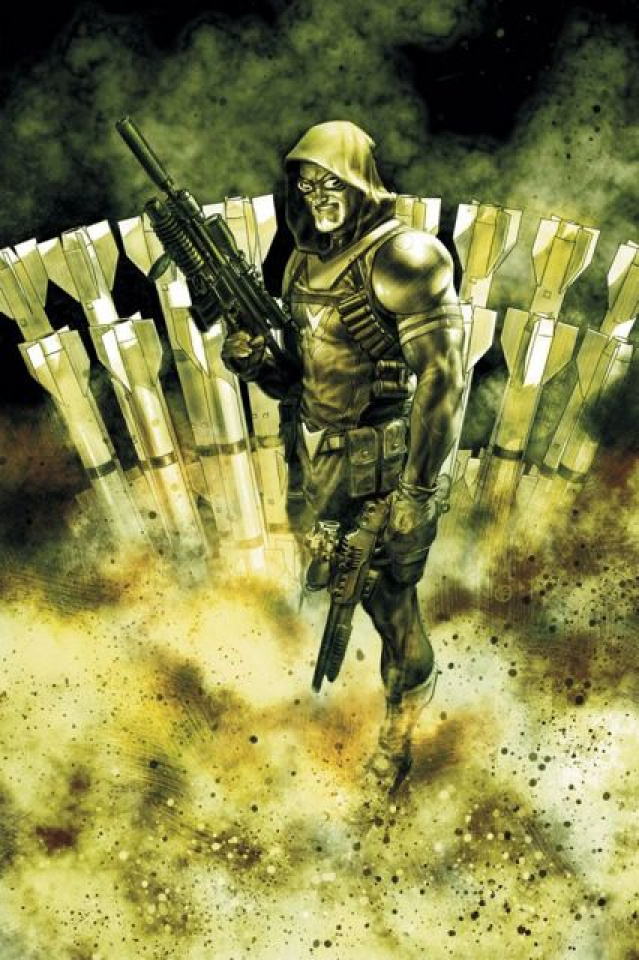 Flashpoint: Green Arrow Industries #1