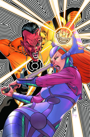 Sinestro #7