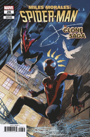 Miles Morales: Spider-Man #26 (Vicentini Cover)