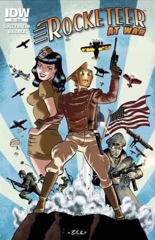 The Rocketeer At War #1