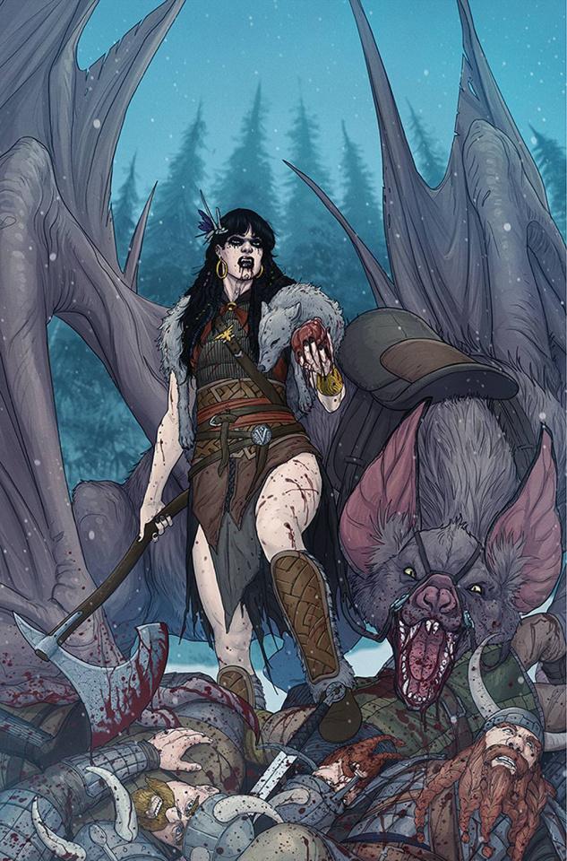 Vampiverse #2 (Musabekov Virgin Cover)