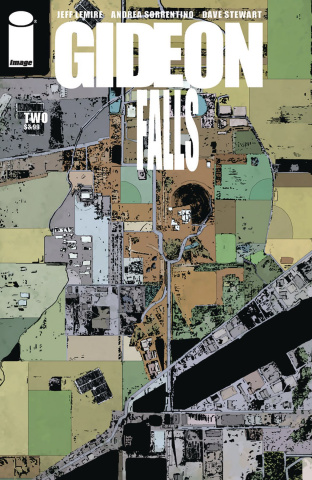 Gideon Falls #2 (Sorrentino Cover)