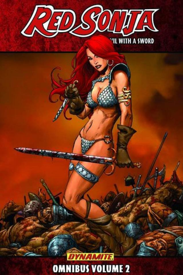Red Sonja Omnibus Vol. 2