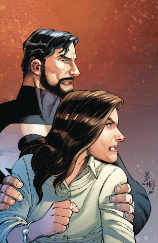 Superman: Lois and Clark #7 (Romita Cover)