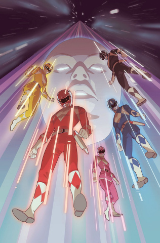 Mighty Morphin' Power Rangers 2016 Annual #1 (10 Copy Cha Cover)