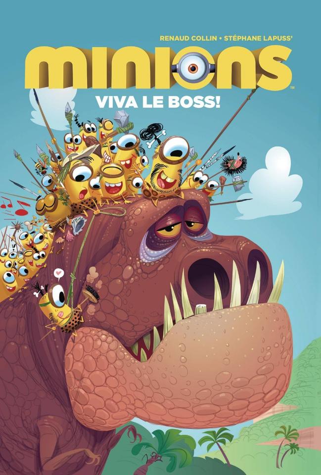 Minions Vol. 3: Viva Le Boss!