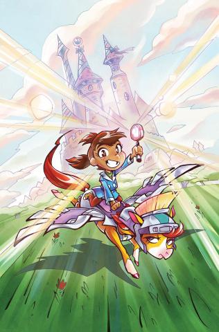 Mega Princess #1