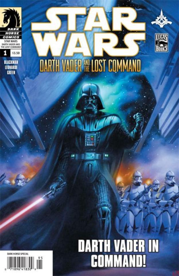 Star Wars: Darth Vader & The Lost Command #1 (Sanda Cover)
