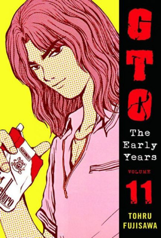 GTO: The Early Years Vol. 11