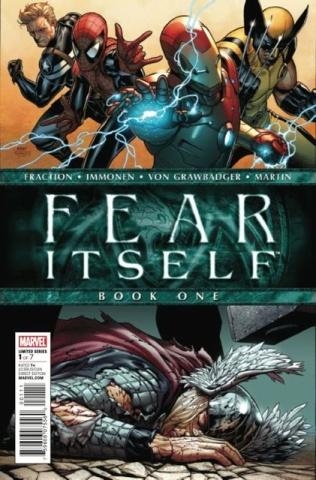 Fear Itself #1: Fear