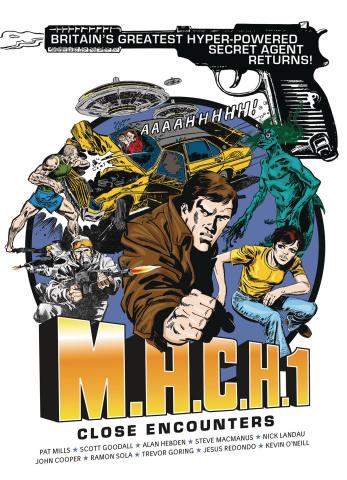 M.A.C.H. 1: Close Encounters Vol. 2