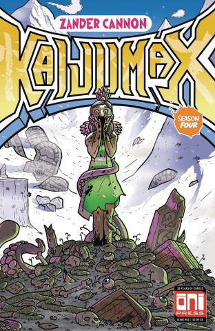 Kaijumax, Season 4 #3