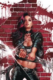 Hellchild: Inferno #0 (Anacleto Cover)